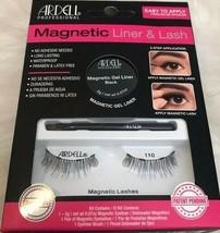 Ardell Magnetic Liner & Lash Magnetic Lashes Black Liner 110  - $8.36