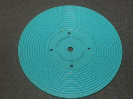 Fisher Price 995 Record #3 [Teal] Where Has Little Dog Gone/ London Bridge 1971 - $9.00
