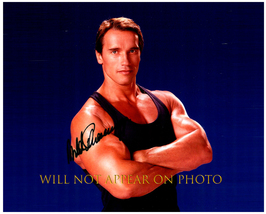 Arnold Schwarzenegger Signed Autographed Photo w/ Certificate Of Authenticity 1 - $125.00