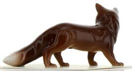 Hagen Renaker Wildlife Fox Mama Ceramic Figurine image 4
