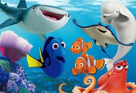 96 pieces puzzle Finding Dory: Searching for Memories. - $14.64