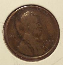 1909 VDB Lincoln Wheat Penny F12 #0450 - $10.99