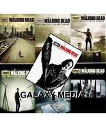 The Walking Dead Complete Season 1-7 DVD Bundle (2017 31-Disc) 1 2 3 4 5... - $54.95