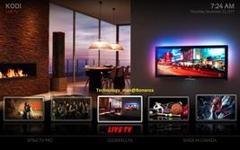 Jailbroken Quad Core TV Stick Streaming Player Fully Loaded 2107 Gen Mov... - $63.89