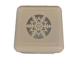 Martha Stewart Crafts Nordic Snowflake All Over The Page Punch #42-90006