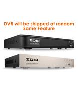 ZOSI 8-Ch HD-TVI 1080N/720P CCTV System DVR w/ 4x HD 1280TVL Allweather ... - $339.95