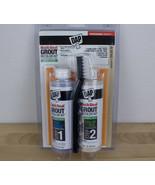 DAP Kwik Seal Grout & Recolor Kit Pre-Treat Color & Seal Almond Color NEW - $9.99