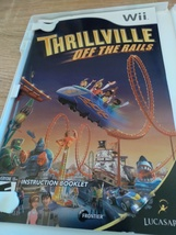 Nintendo Wii Thrillville: Off The Rails - COMPLETE image 2