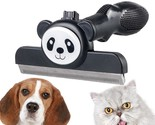 Detachable Pet Hair Removal Comb For Dogs Or Cats Short Medium Hair Brush Tool