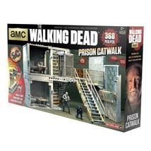 McFarlane Toys Construction Sets The Walking Dead TV Prison Catwalk Play... - $93.55