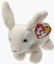 Ty Beanie Babies Nibbler the Bunny Rabbit New with Tags - $8.90