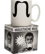 Moustache Coffee Mug [Toy] - $7.15