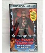 Vintage 1991 Kenner Terminator 2 Figure The Ultimate Terminator MIB C-10... - $61.75