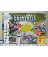 Sperimenta La Magic Dei Cristalli Kit Italian Version NEW - $12.61