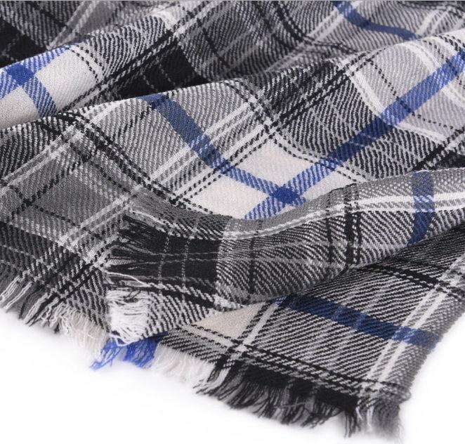 FREE SHIPPING 2017 brand new UNISEX wool fashion scarf 100% Mongolian wool