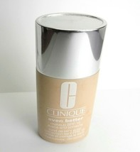 CLINIQUE Foundation 12 GINGER Even Better ~ DAMAGED As is See pictures - $13.60