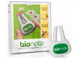 NIB Bionette Hayfever NON Drug Electronic Anti Allergic relief Original ... - $128.69