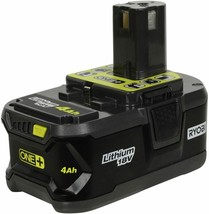 Ryobi P197 One+ 18V Lithium Ion 4.0AH 72WH Battery Works W/ALL One+ Tools - New! - $59.95