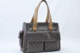 LOUIS VUITTON Monogram Viva Cite GM Shoulder Bag M51163 LV Auth 7920 - $420.00