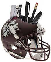 Mississippi State Bulldogs (Maroon Matte) NCAA Football Schutt Mini Helmet Desk  - $21.95