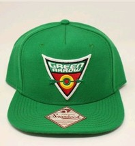 Green Arrow Hat Adjustable Snapback NEW DC Comics Ball Cap OSFM Bioworld... - $17.56