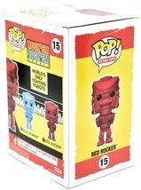 Funko Pop! Retro Toys Rock'em Sock'em Robot Red Rocker #15 Vinyl Figure image 4