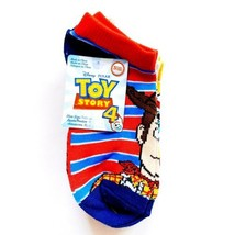 NWT New Disney Pixar Toy Story 4 Kids Socks 5 Pairs Woody Buzz Forky Aliens - $15.99