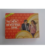 Vintage 1986 THE NEW NEWLYWED GAME Board Game Pressman Toy Corp Play Toy - $17.63