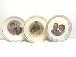 President Kennedy/President Johnson/President Eisenhower First Ladies - $58.19