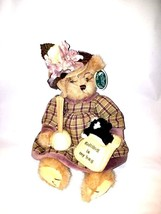 "Bearington Bears ""Mrs Knitter & Pearl"" 14"" Collector Bear- Sku #1081- Av... - $39.99"
