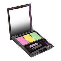 Shiseido Luminizing Satin Eye Color Trio - # YE406 Tropicalia 3g/0.1oz - $19.79