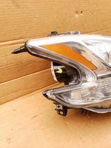 10-14 Nissan Maxima A35 HID Xenon Headlight Passenger Right RH POLISHED image 3