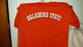 Oklahoma State Cowboys, Adult Small Polyester-Cotton Blend, Short Sleeve T-Shirt - $5.99