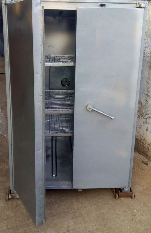 """Drying Industrial Oven New for Powder Coating 48""""x36""""x24"""""""