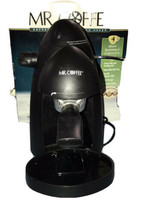 MR. COFFEE Espresso and Cappuccino Maker ECM20 4 Cup ~ Turns on/Not tested - $26.72