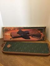 """Travel Tie Case Ducks Vintage Dayton Hudson Necktie Zippered 18"""" By 6"""" - $12.00"""