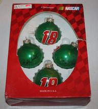 2004 Nascar Bobby LaBonte Four Christmas Ornament Set - $9.99