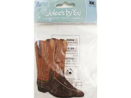 Jolee's by You Dimensional Embellishments Men's Cowboy Boots #JJA008C