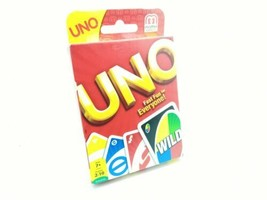 UNO Original Card Game Complete Mattel (2012) - $9.95