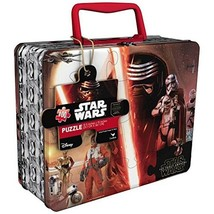 Star Wars Episode VII Puzzle with Tin Case - $8.68
