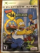 Simpsons: Hit & Run (Microsoft Xbox, 2003) - $39.29