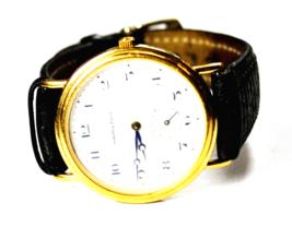 Vintage Hamilton Registered Edition 6210 Gold Tone Quartz Wristwatch 32mm - $98.99