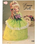 Dream Dolls Doll Craft Pattern Book - $7.00
