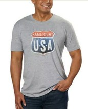 Galt USA Signature American Collection Men's Graphic Tee T-shirt L - $13.04 CAD