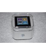Apple iPod Nano 6th Generation Graphite 8GB MC688LL/A MP3 Player Collect... - $296.99