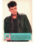 Glenn Medeiros Rupert Everett teen magazine pinup clipping Another Country - $1.00