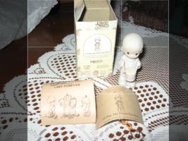 "Precious Moments-E5384-""I'll Play My Drum for Him""-Figurine-Enesco-Taiwa... - $14.00"
