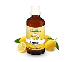 Fragrantica Lemon Oil Undiluted Natural Pure Uncut Essential Oil 10 ML - $9.81