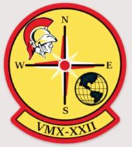 USMC VMX-22 Argonauts Sticker - $9.89