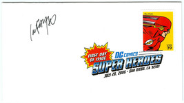 Carmine Infantino 2006 SDCC The Flash USPS FDI First Day Issue Super Her... - $49.49